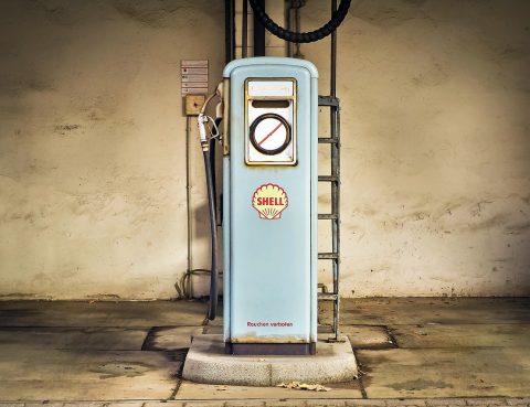 Benzine pomp - Tanken zonder te betalen