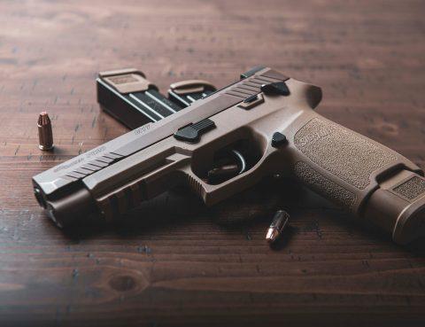 Wapen: pistool